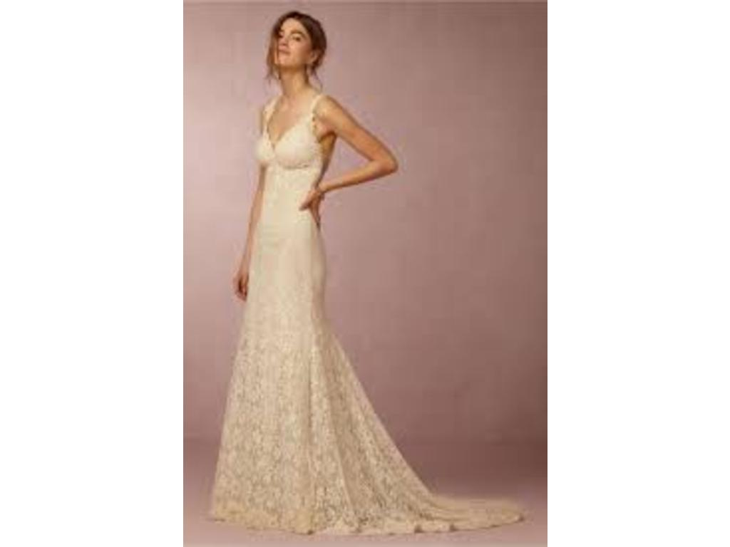 Bhldn petra gown 730 size 4 used wedding dresses for Bhldn used wedding dresses