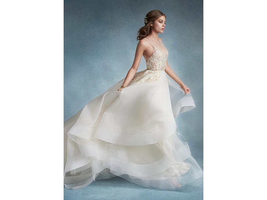 Famous Wedding Dress Lazaro Gift - All Wedding Dresses ...