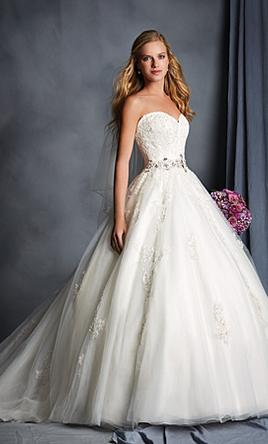 Alfred Angelo 2492 699 Size 14
