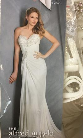 Alfred Angelo 2563 12