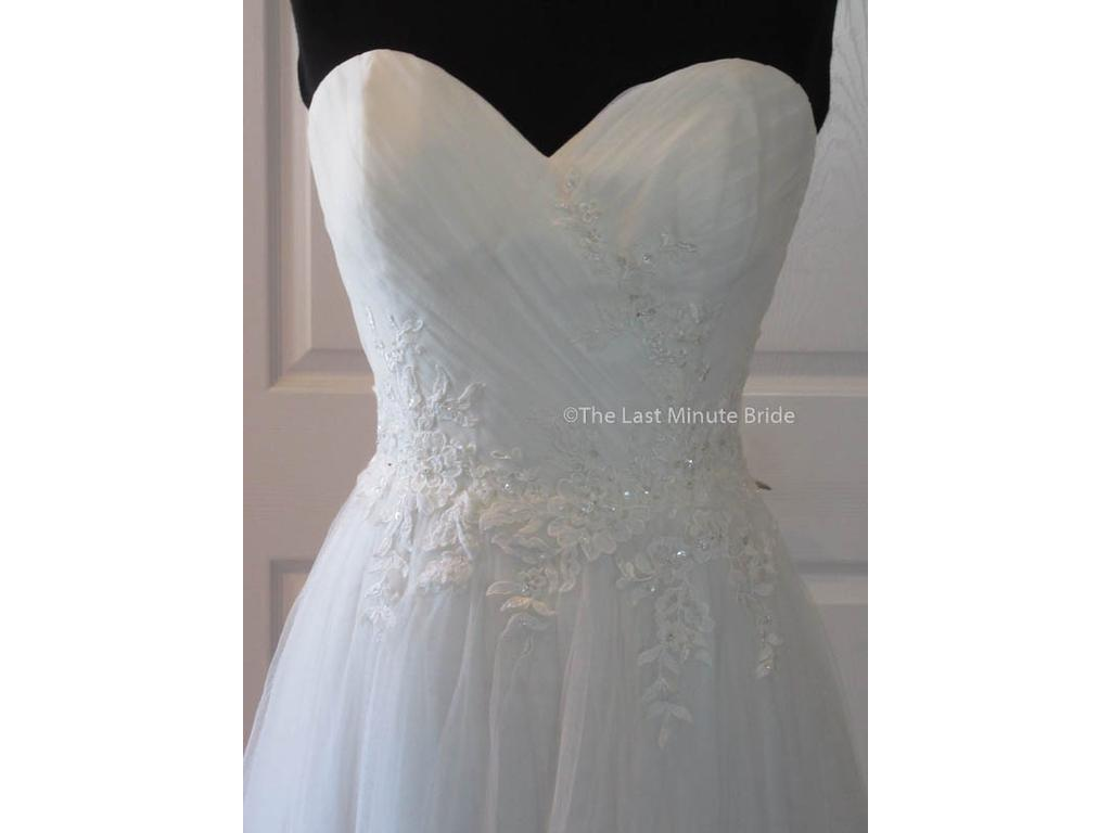 Jacquelin Exclusive Courtney 19087, $563 Size: 8 | New (Un-Altered ...