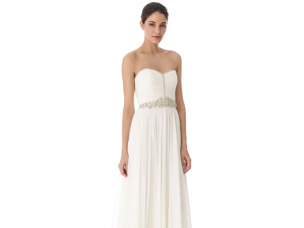 Reem Acra 4820 - I\'m Ready Gown, $998 Size: 0 | New (Un-Altered ...