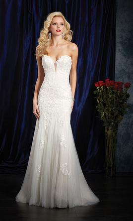 Alfred angelo wedding dresses for sale preowned wedding dresses alfred angelo junglespirit Gallery