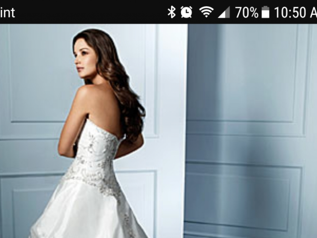 Alfred Angelo 758, $500 Size: 18W   Used Wedding Dresses