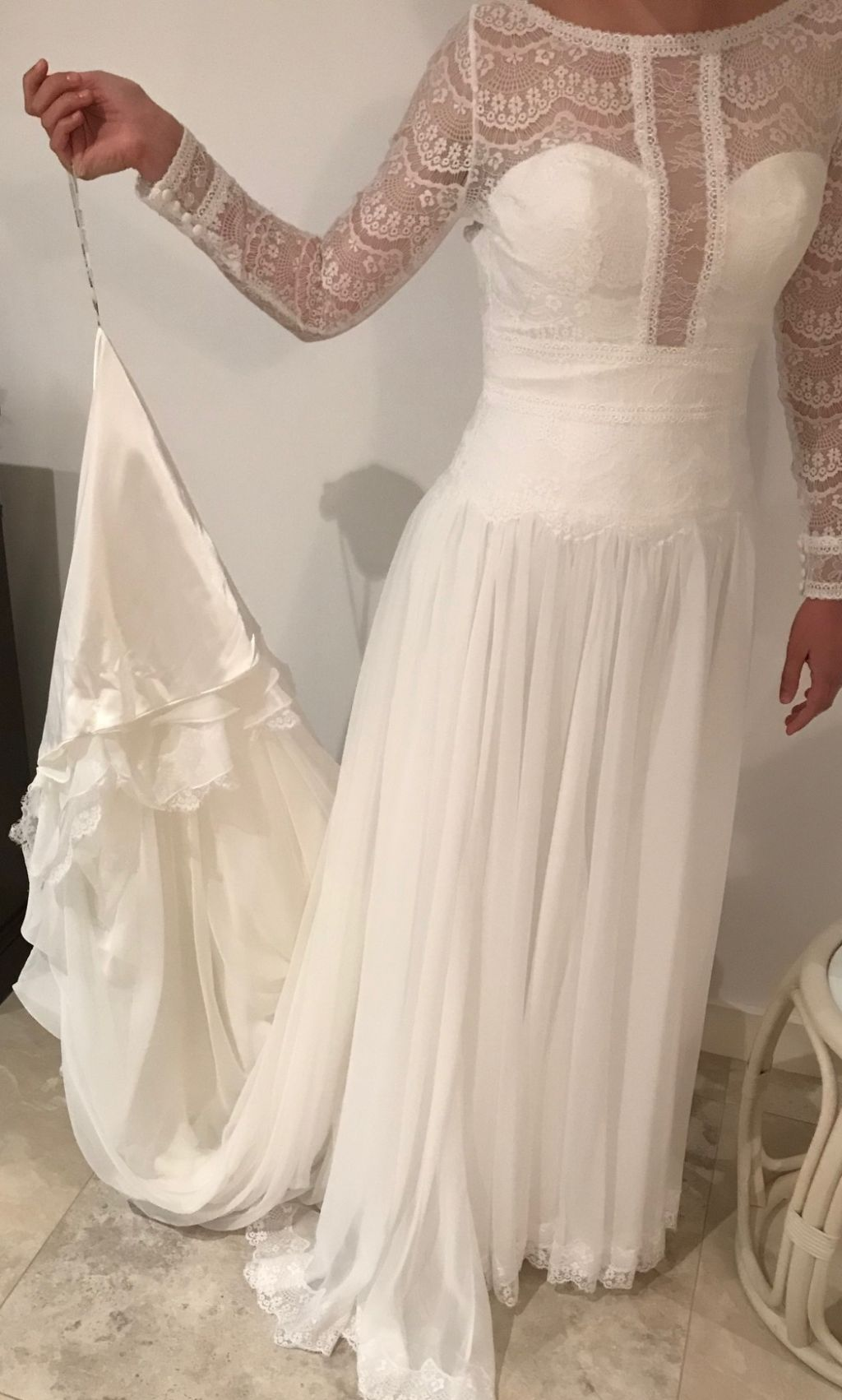 Maggie Sottero Deirdre 1900 Size 8 Used Wedding Dresses