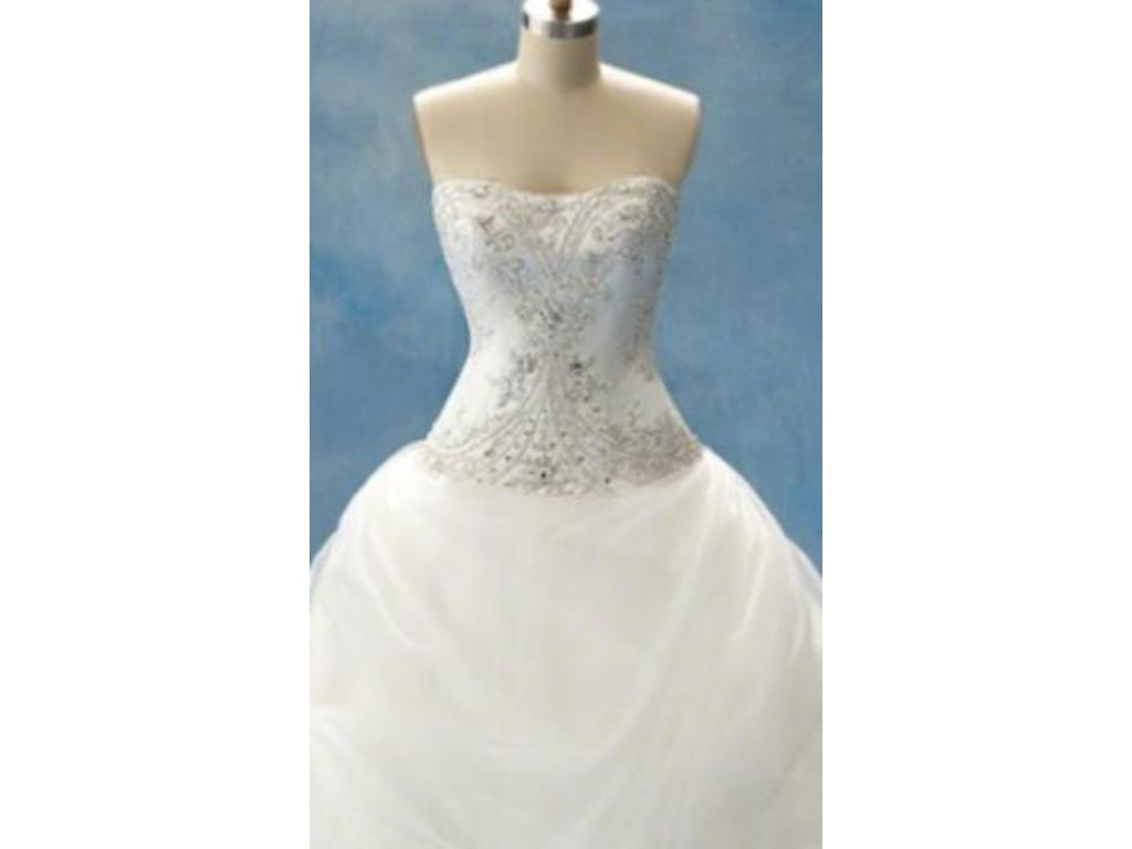 Unique Used Alfred Angelo Wedding Dresses Embellishment - All ...