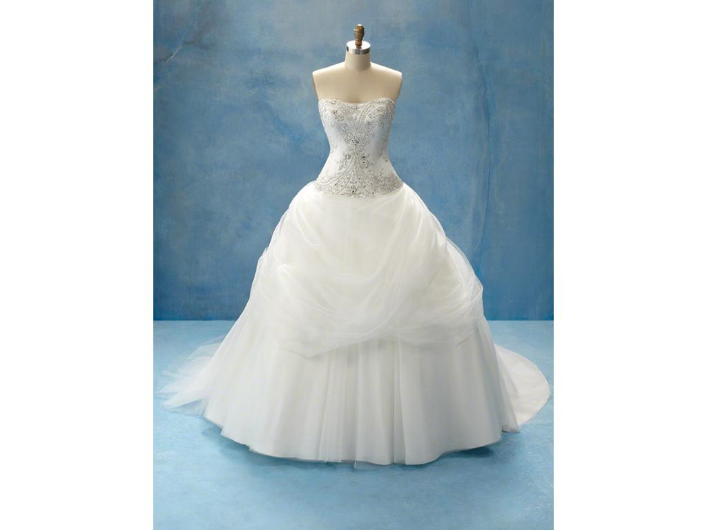 Alfred Angelo 206 Belle, $650 Size: 16W   Used Wedding Dresses