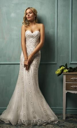 No Ordinary Bride Amelia Sposa Chloe Size Used