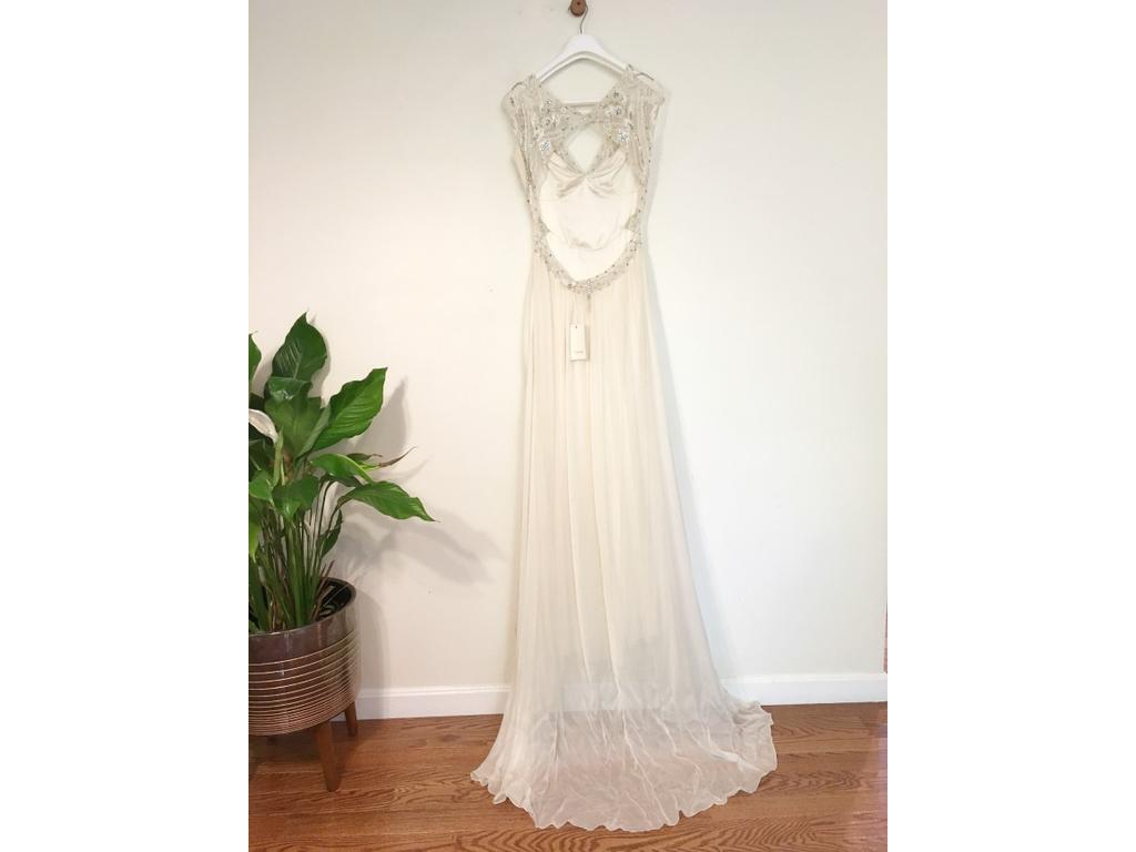 Temperley london the rosalind 1 500 size 8 sample for Wedding dresses london sale