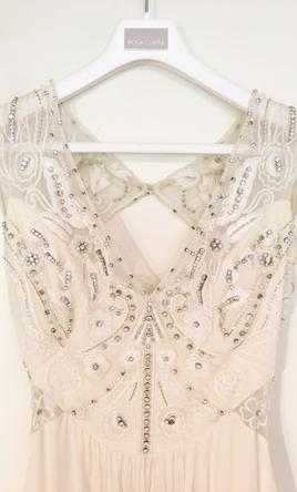 Temperley london the rosalind 1 500 size 8 sample for Temperley london wedding dress sale