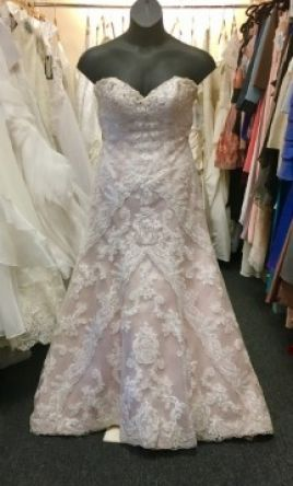 private collection 18969 460 size 12 new un altered wedding dresses. Black Bedroom Furniture Sets. Home Design Ideas