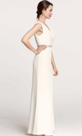 Ann taylor petite mya cowl neck wedding dress 304219 399 size pin it ann taylor petite mya cowl neck wedding dress 304219 10 junglespirit Images