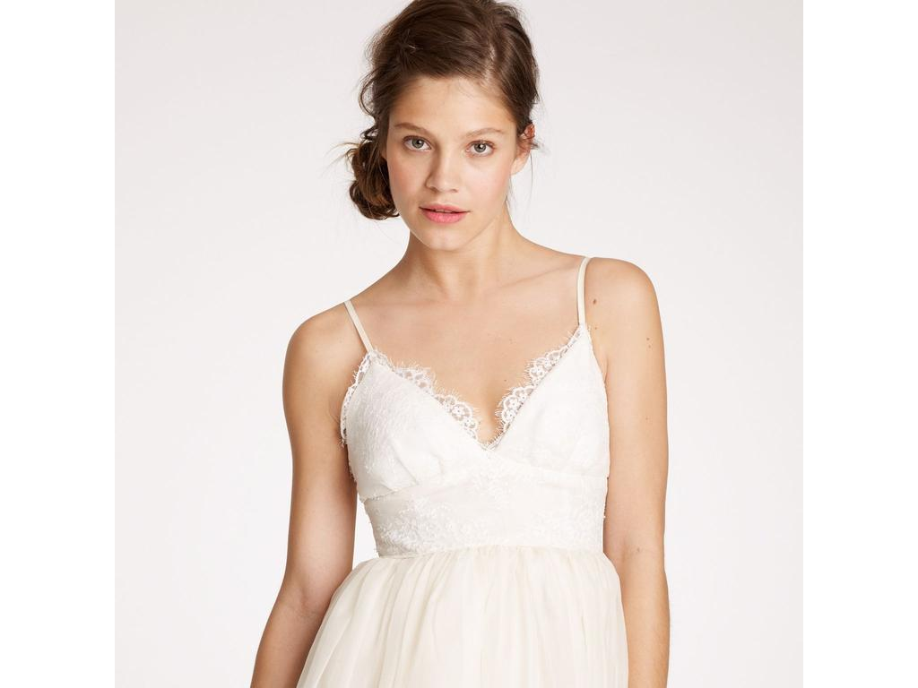 J crew principessa lace and organza gown 455 size 14 new un pin it add to j crew principessa lace and organza gown 14 ombrellifo Choice Image