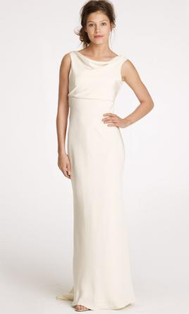 J. Crew Percy gown item 47605, $400 Size: 6 | New (Un-Altered ...