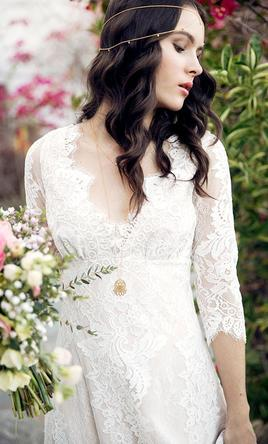 Claire Pettibone Wedding Dresses For Sale PreOwned Wedding Dresses