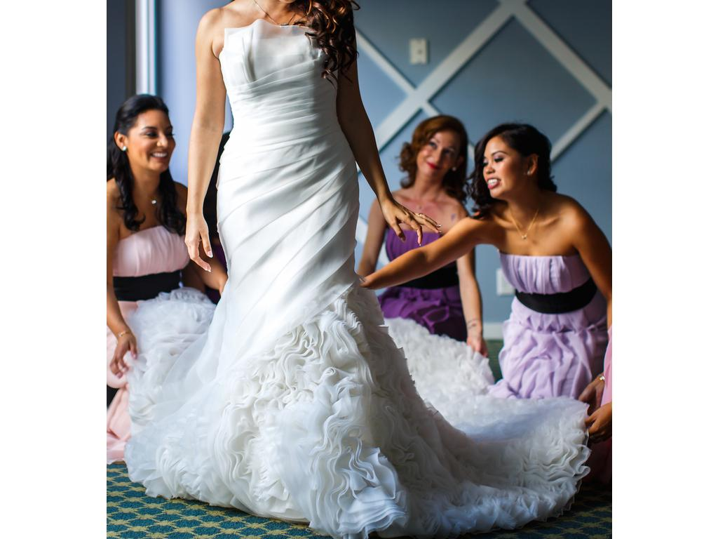 Angel Rivera AR65/ Vivian, $1,500 Size: 8 | Used Wedding Dresses