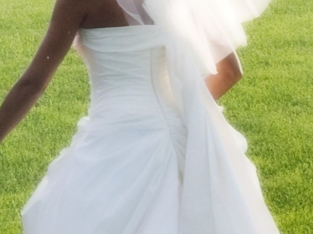 Romona Keveza RK729, $600 Size: 12 | Used Wedding Dresses