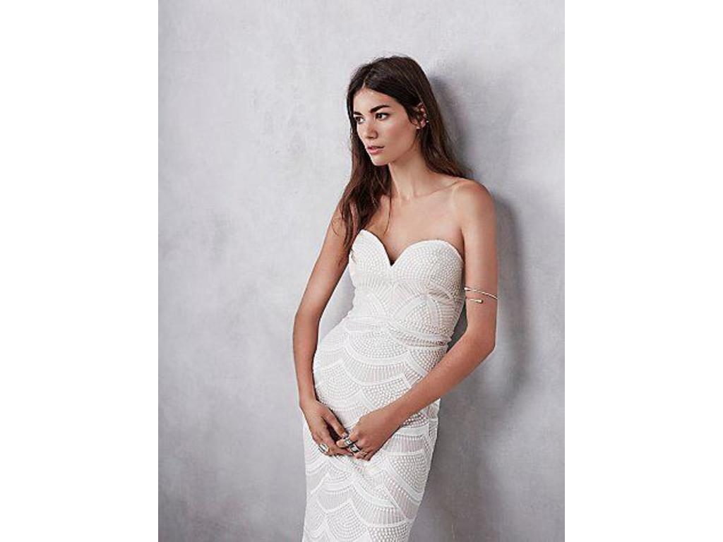 Stone Cold Fox Market Gown, $750 Size: 2 | New (Un-Altered) Wedding ...
