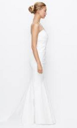 Ann taylor jeweled halter wedding dress 330204 400 size 6 new ann taylor jeweled halter wedding dress 330204 6 junglespirit Images
