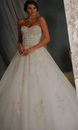 Alfred Angelo 2568W 22W