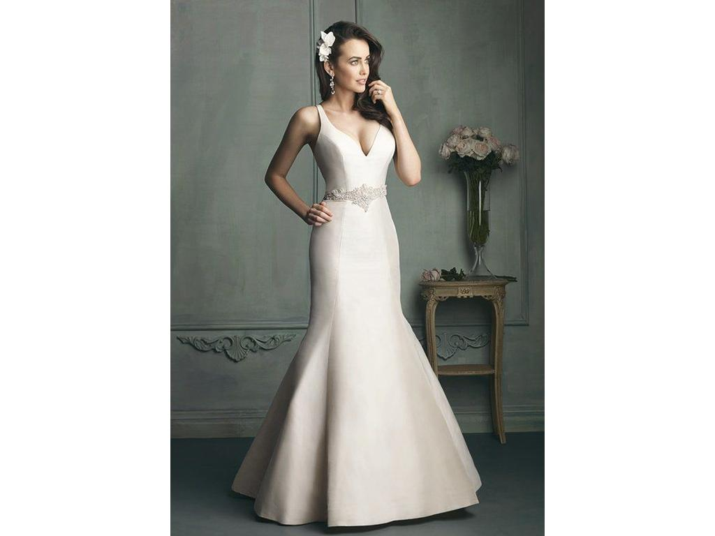 Allure Bridals 9112, $585 Size: 10 | Sample Wedding Dresses