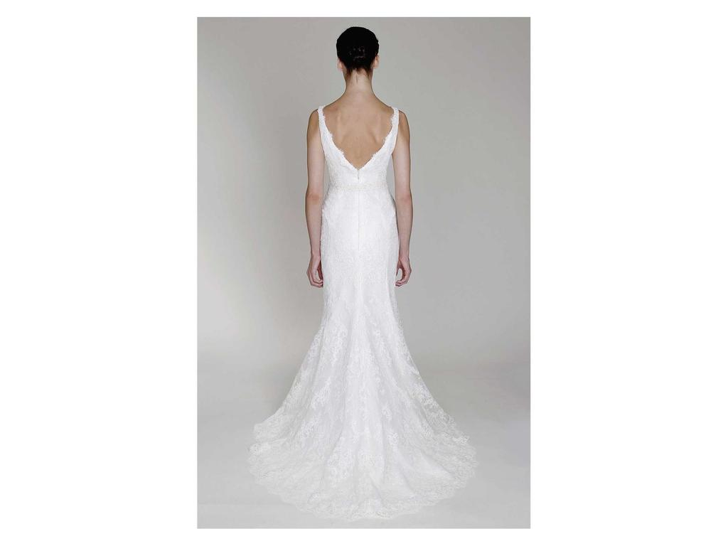 Monique lhuillier 850 size 0 used wedding dresses for Used wedding dress size 0