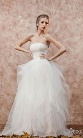 Other Divine Atelier - Amber Gown, $1,400 Size: 12 | New (Un ...