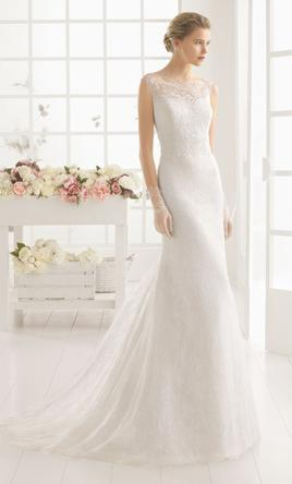 Aire Barcelona Marquesa - with detachable skirt, $1,200 Size: 12 ...