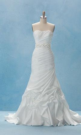 Alfred Angelo Disney Rapunzel 315 Size 4 Wedding Dresses Com Princess
