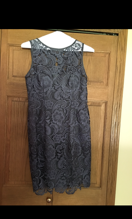 Other Illusion neck lace sheath 10