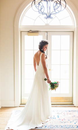 J. Crew Percy Gown, $500 Size: 8 | New (Un-Altered) Wedding Dresses