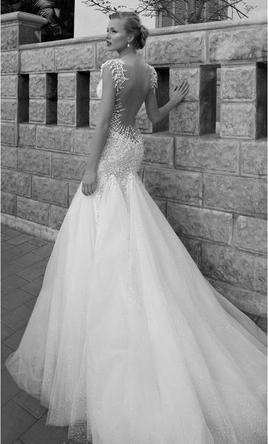 Galia Lahav Giselle with 12ft Matching Viel 00