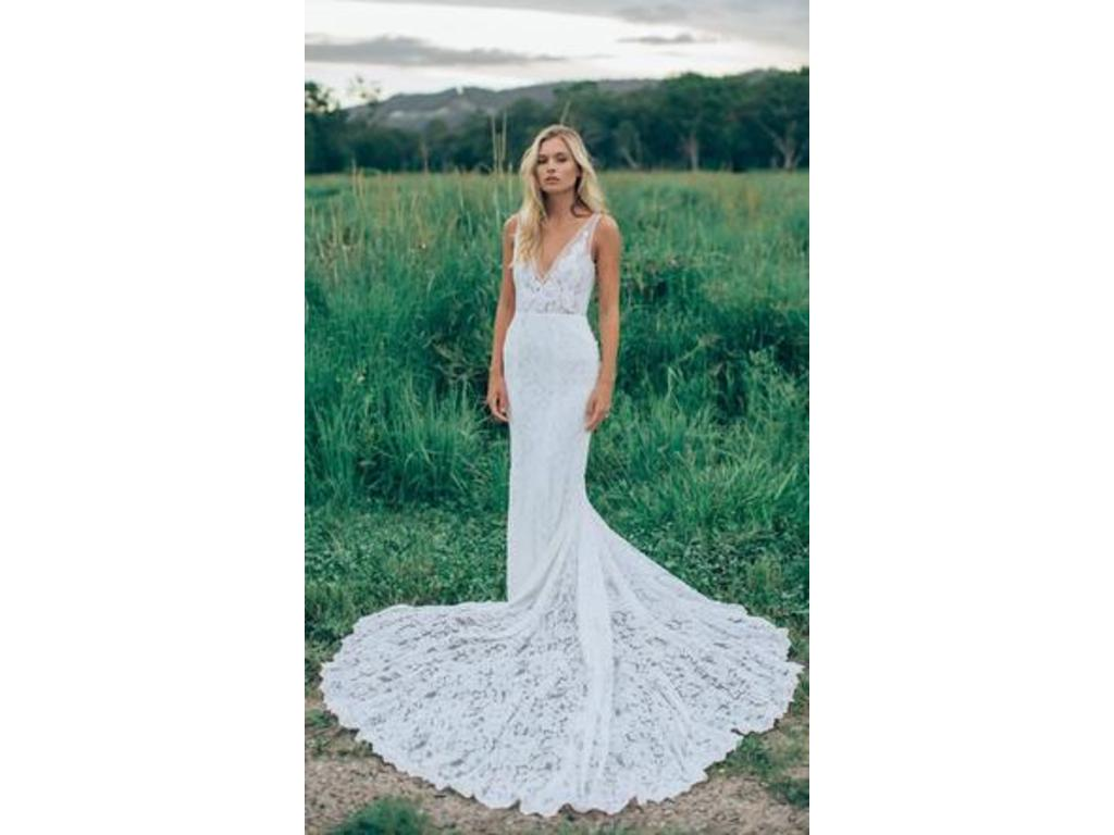 Other made with love frankie 1 650 size 8 new un for Made with love wedding dresses