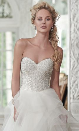 Maggie Sottero O Hara Size Sample Wedding Dresses