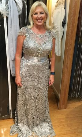 Mother of the Bride Dress Size 12
