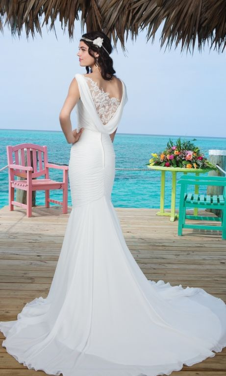 Sincerity Sincerity Bridal 3772, $480 Size: 8 | New (Altered ...