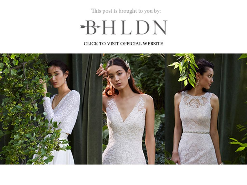 BHLDN Watters Blaire, $800 Size: 4