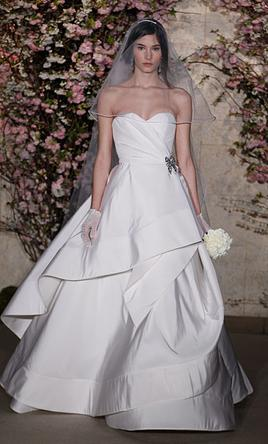Oscar de la renta mm2011 3600 size 8 used wedding dresses oscar de la renta mm2011 8 junglespirit Gallery