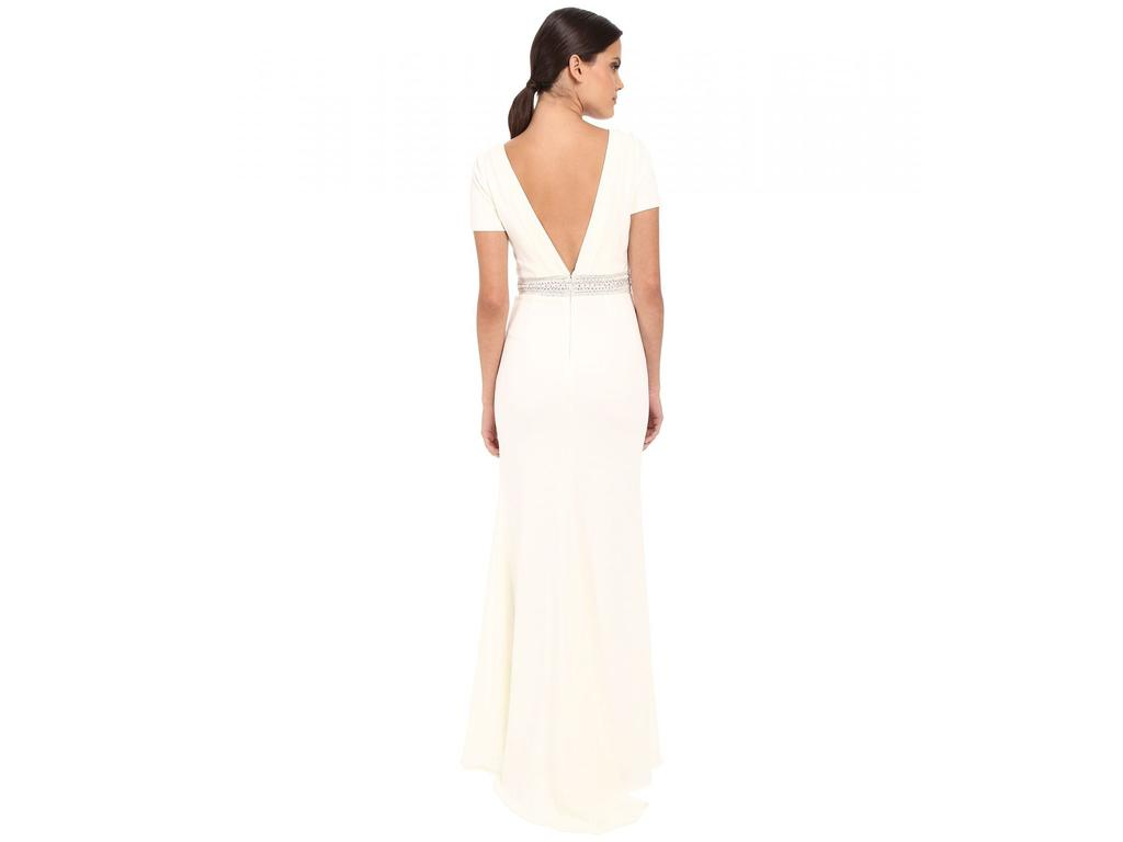 Bhldn Alice Gown 425 Size 12 New Un Altered Wedding