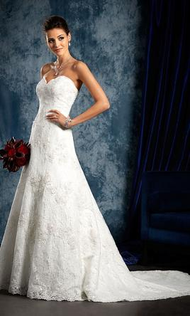 Alfred Angelo 801c, $500 Size: 8 | Used Wedding Dresses