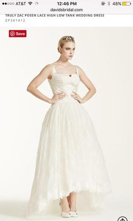 Zac posen 34010029 800 size 6 used wedding dresses for Zac posen wedding dresses sale