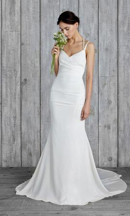 Nicole Miller Taylor, $500 Size: 8 | New (Un Altered) Wedding Dresses