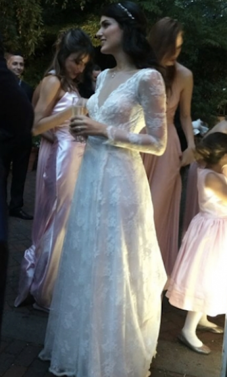 Other Victoria Kyriakides \'June\', $2,900 Size: 8 | Used Wedding Dresses