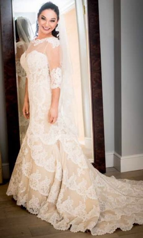 Matthew christopher emma 900 size 12 used wedding dresses for Matthew christopher wedding dress prices