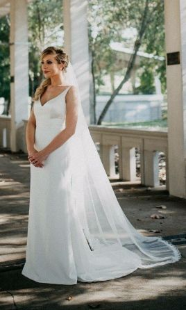Theia marissa 1175 size 10 used wedding dresses junglespirit Image collections