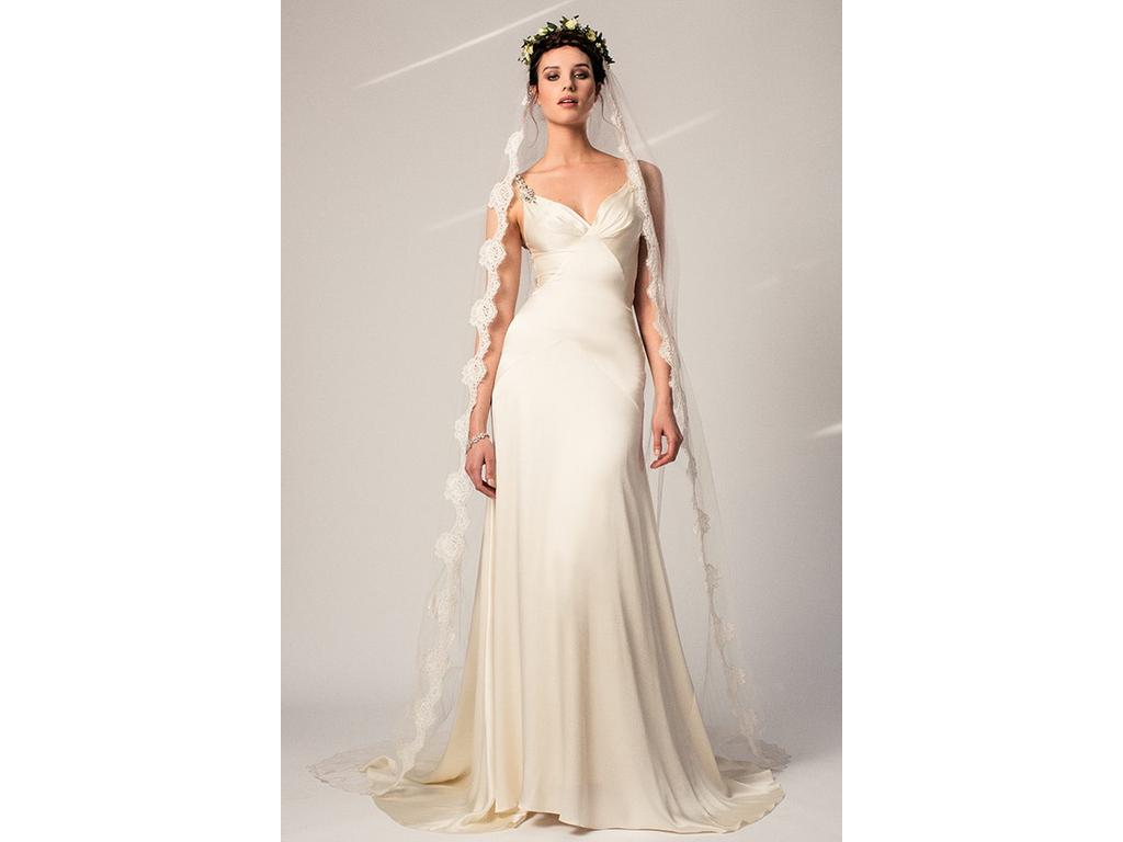 Temperley london 2 750 size 10 new altered wedding for Temperley wedding dress sale