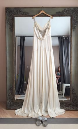 Temperley london 1 750 size 10 new altered wedding for Temperley london wedding dress sale