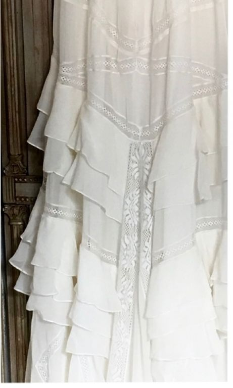 Temperley london marguerite 2 200 size 6 used wedding for Temperley london wedding dress sale