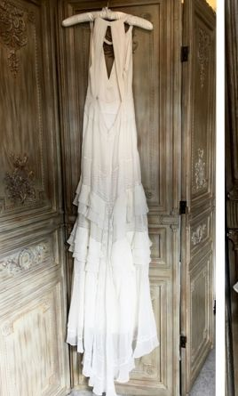 Temperley london marguerite 1 600 size 6 used wedding for Temperley london wedding dress sale