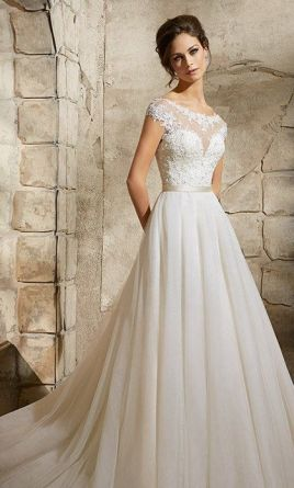Mori Lee 5362 496 Size 14 New Un Altered Wedding Dresses